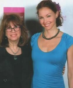 Sally and Ashley Judd