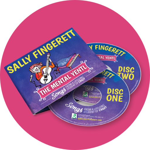 Circle with sallys cds