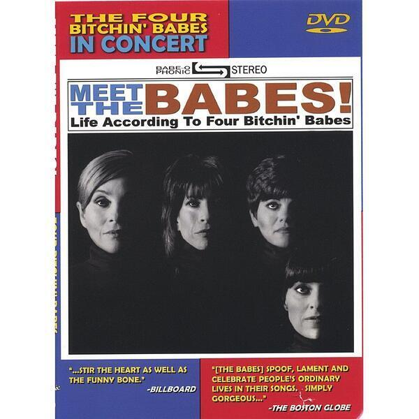 cover of DVD Meet the Babes