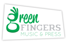 Green Fingers Music and Press Logo