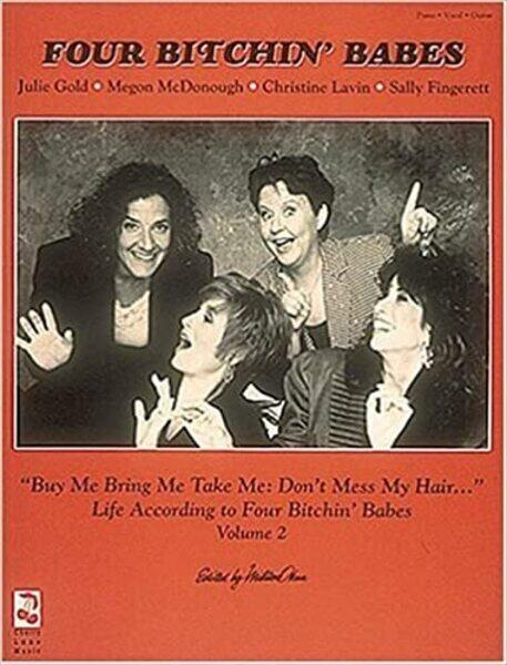 Four Bitchin Babes Songbook cover