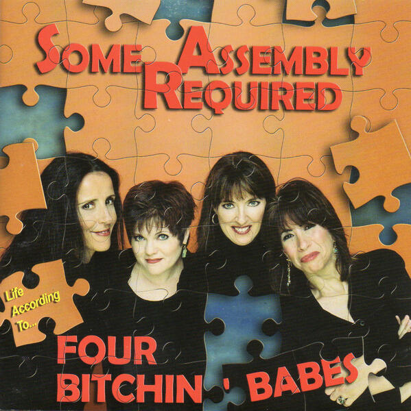 CD Cover of Some Assembly Required