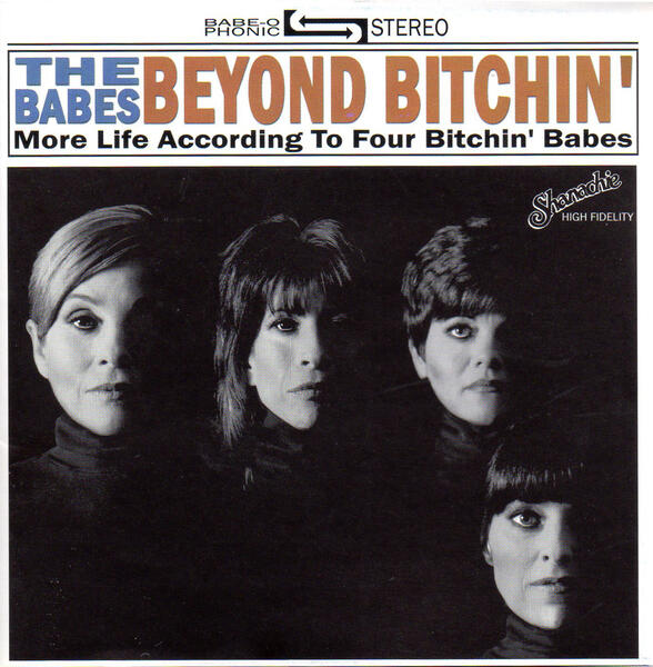 CD cover of Beyond Bitchin