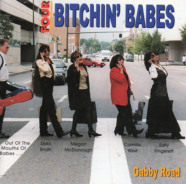 CD cover of Gabby Road
