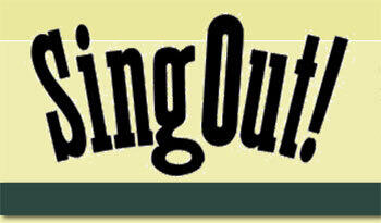 Sing Out Magazine